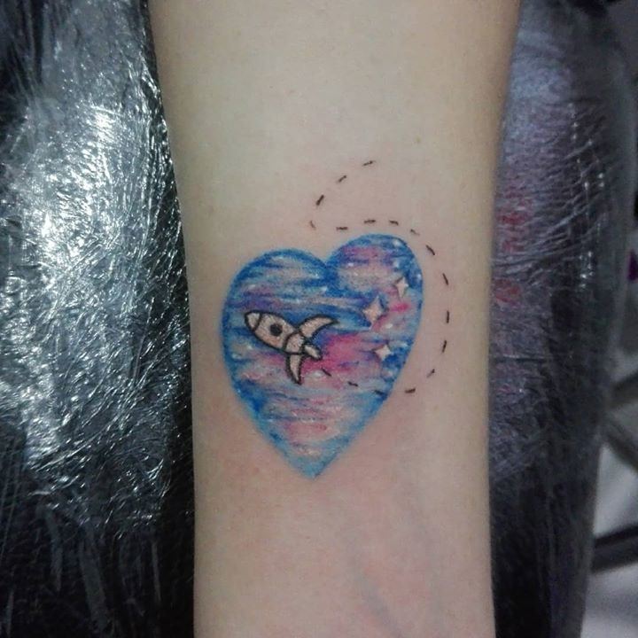 Mini Tattoo  #tattoo #tatuaggio #ink #tatuatrice …